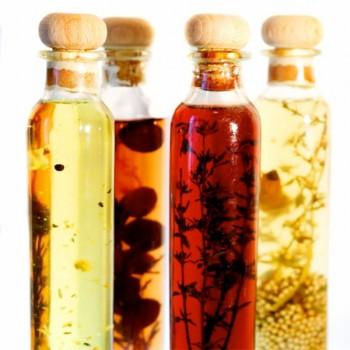 Naturreine Pflanzenölmischung